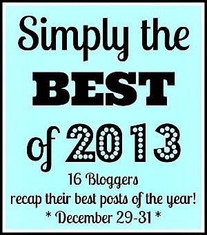 best of 2013 link up