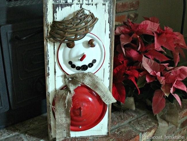 diy snowman craft showcase