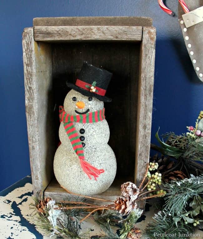 snowman-12 days of christmas tour