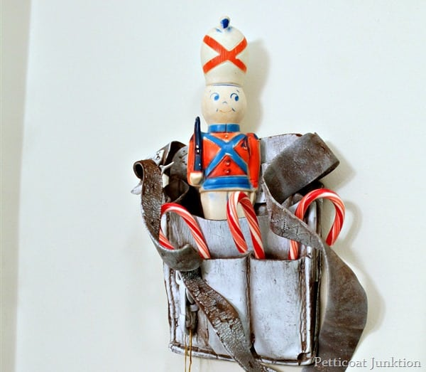 toy soldier for Christmas