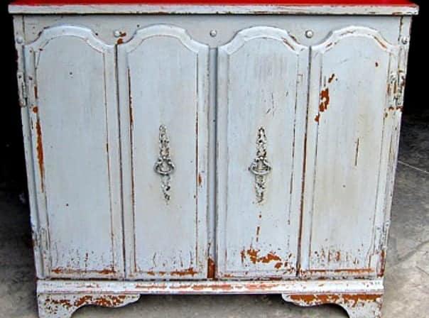 Diy Furniture Makeovers Milk Paint Distressed Paint