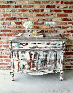 controversial furniture paint project