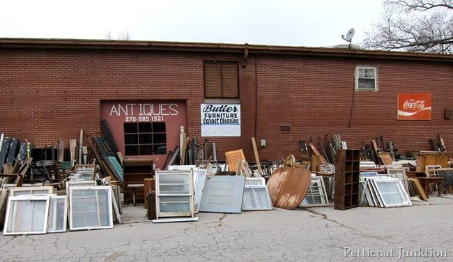 salvage junk