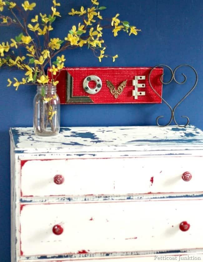 valentine love sign 1