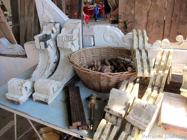 architectural salvage nashville flea market
