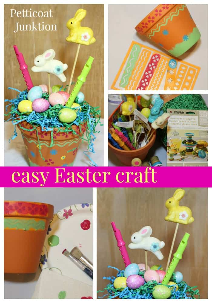 homemade easter crafts on pinterest