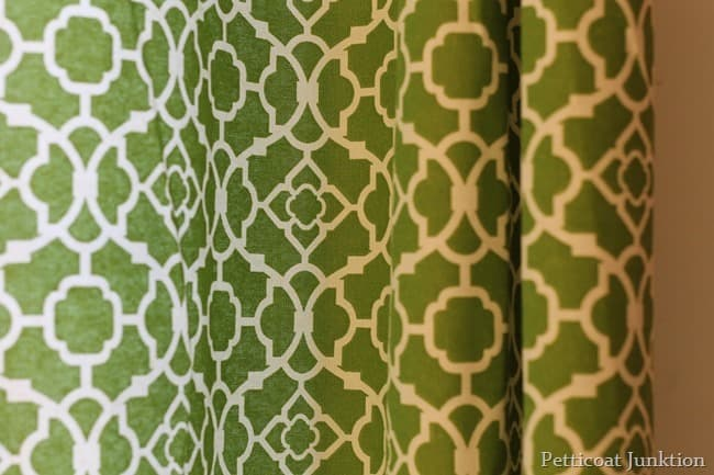 moroccan print curtains