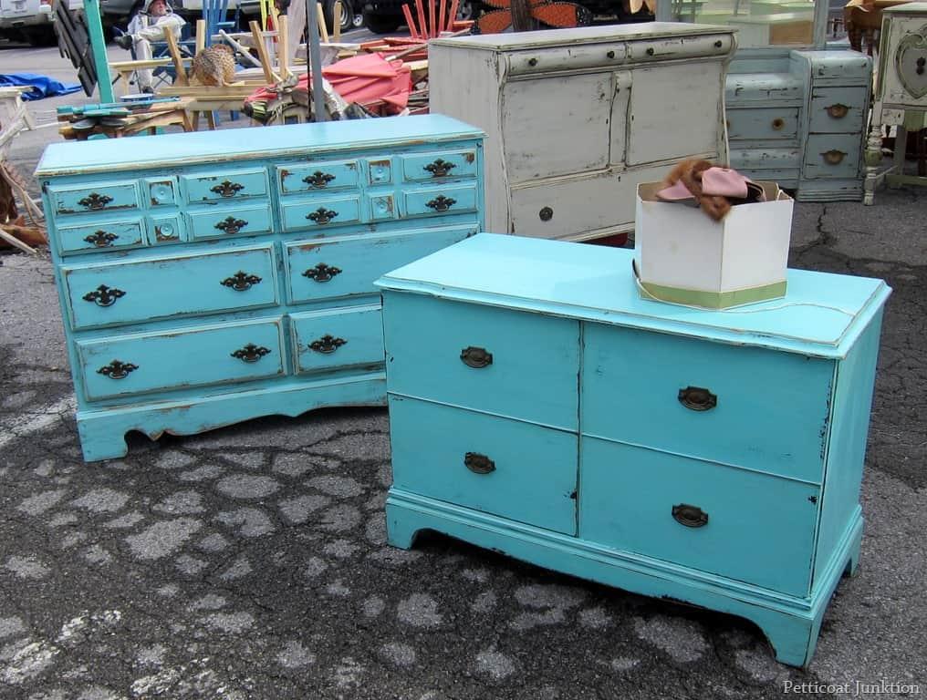 Fun Fabulous Furniture Nashville Flea Market Crabtree Corner Vendor Junkinu0027  Trip Petticoat Junktion