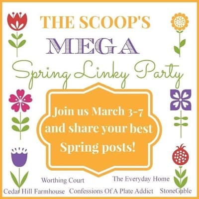 spring linky party