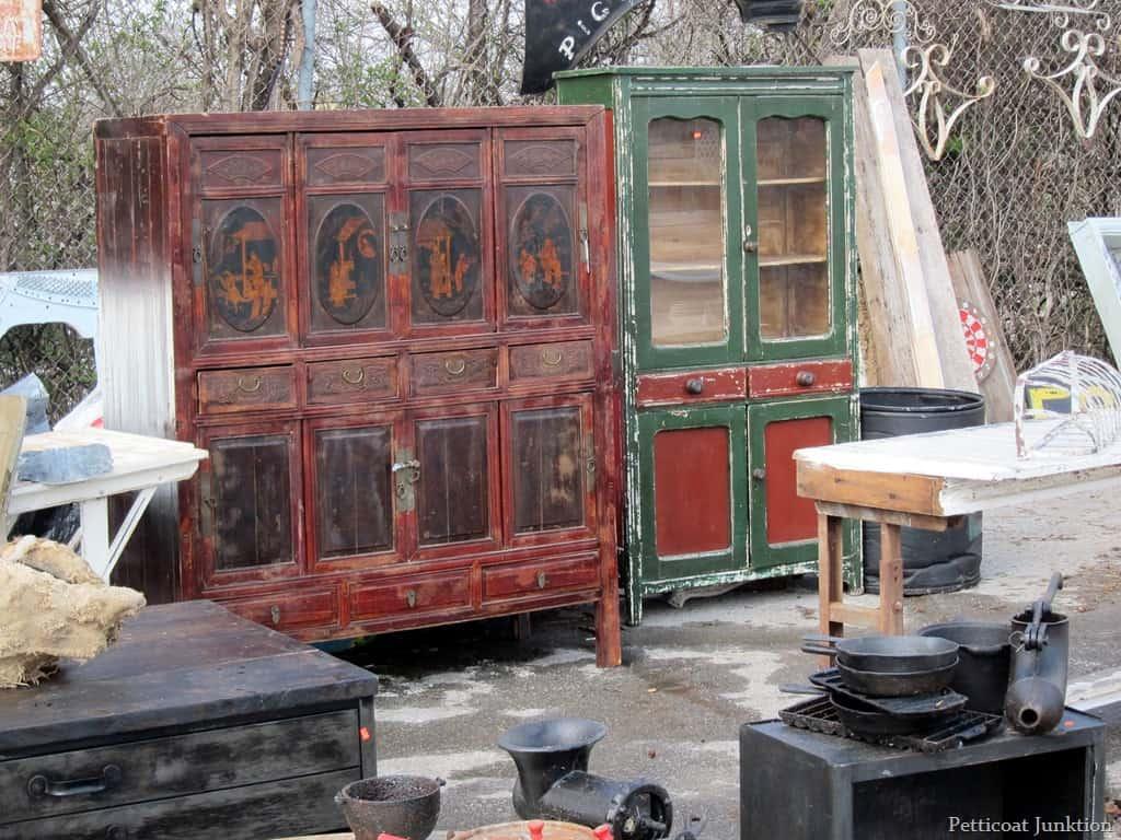 Nashville Flea Market Furniture Finds Petticoat Junktion