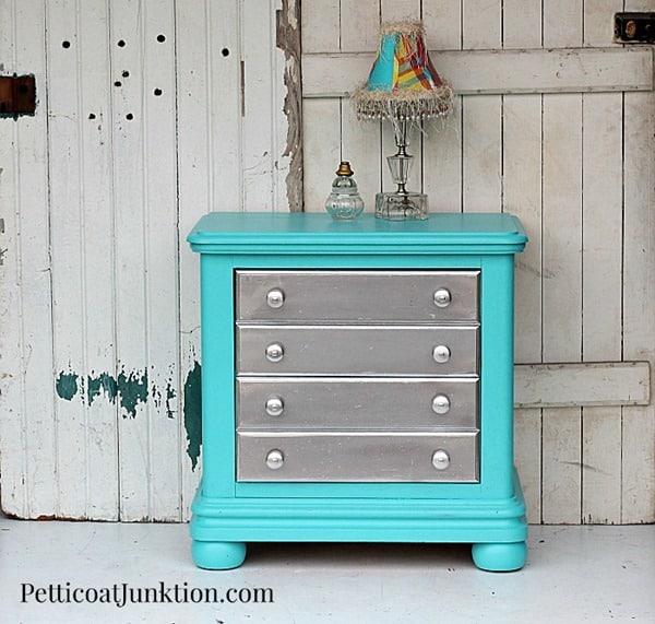 Valspar Paint Color Rushing Stream Petticoat Junktion Paint Project