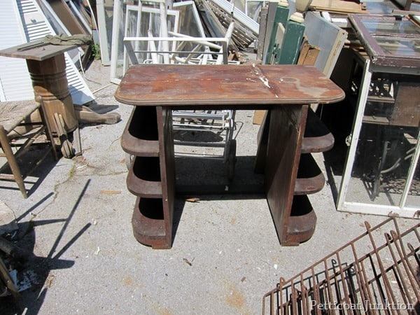 desk for project petticoat junktion