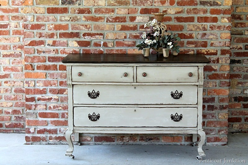 Extreme Painted Furniture Makeover Petticoat Junktion