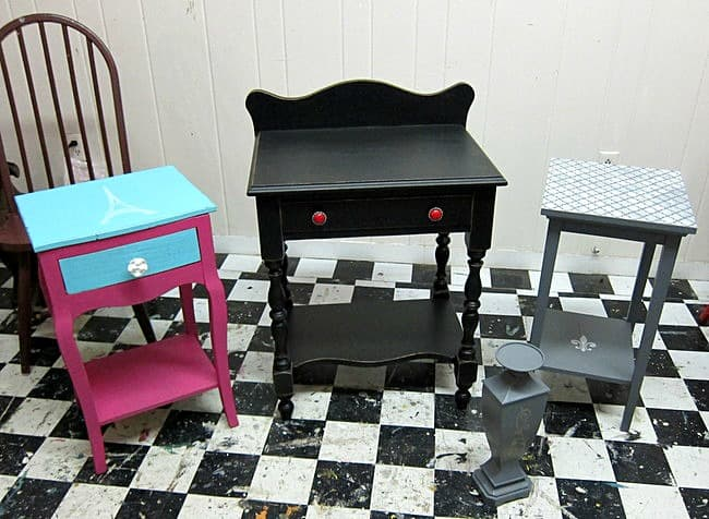 furniture makeovers after photos petticoat junktion paint workshop