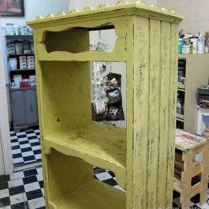 Coffee Bar Project – Paint Workshop