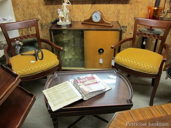 mid-century modern cabinet junkin trip with petticoat junktion