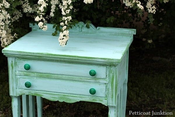 painted furniture project petticoat junktion