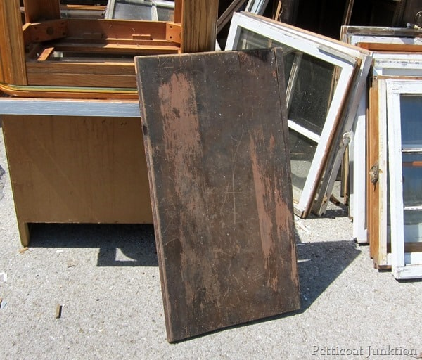 vintage chest top junk find pettticoat junktion
