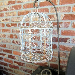 What to do with my Rusty Birdcage?