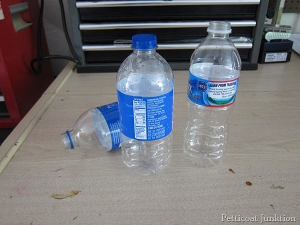 Plastic Water Bottles for Recycling Petticoat Junktion