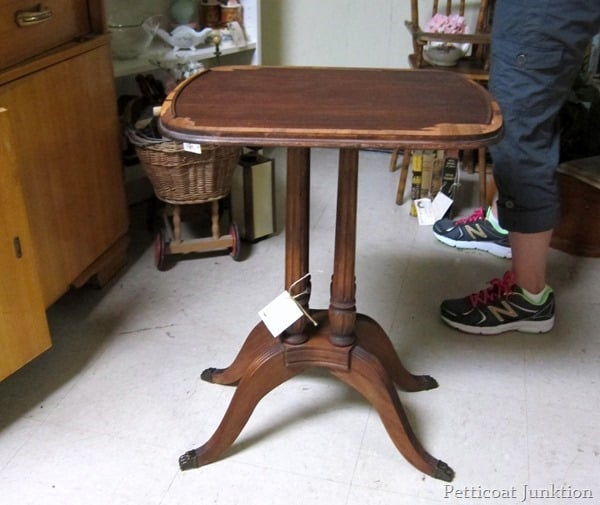 junky table Petticoat Junktion