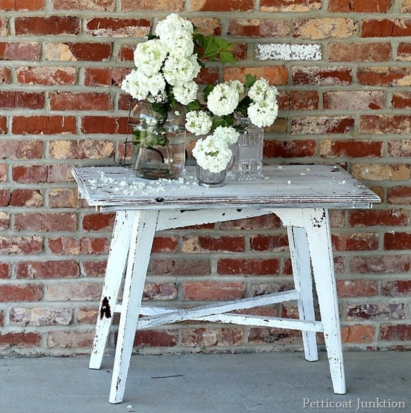 mms milk paint project by petticoat junktion color ironstone