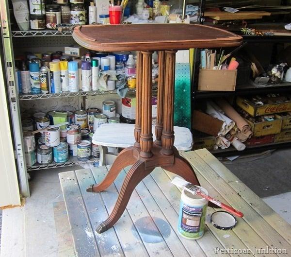 paint project Petticoat Junktion