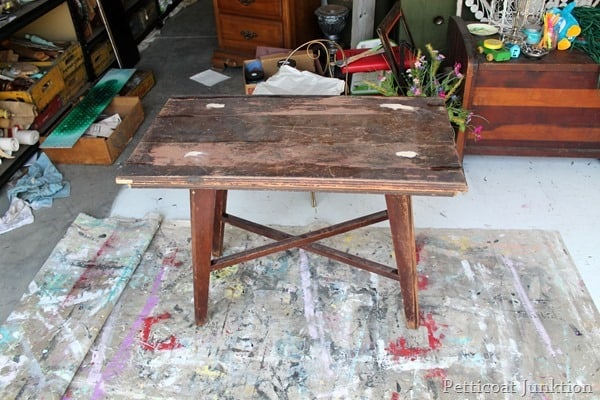 table project petticoat junktion
