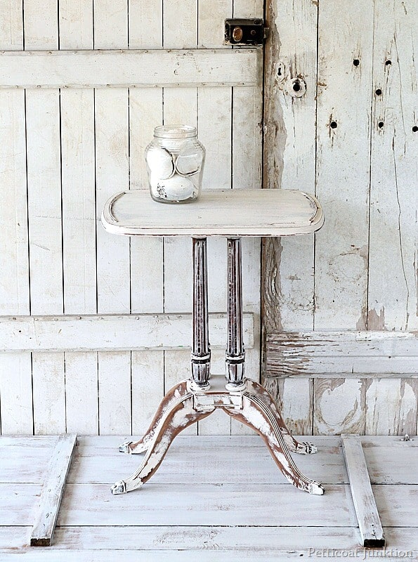Shabby Chic Reclaim Beyond Paint Furniture Makeover