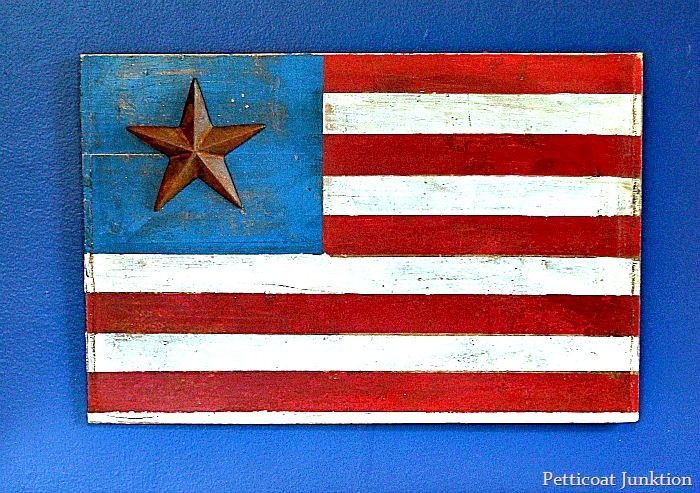 16 Red, White & Blue DIY Projects