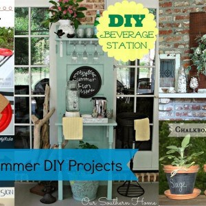 30 DIY Projects To Do NOW