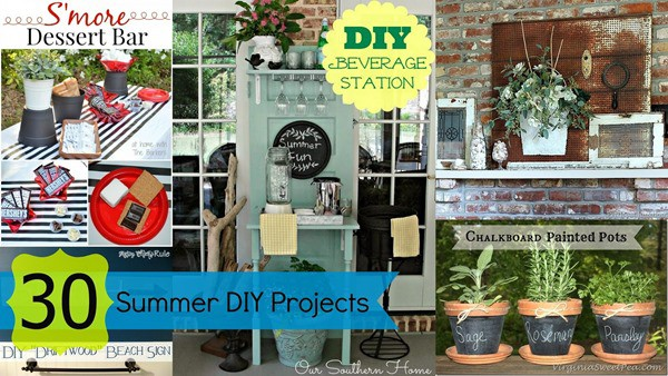 DIY Projects To Do Now