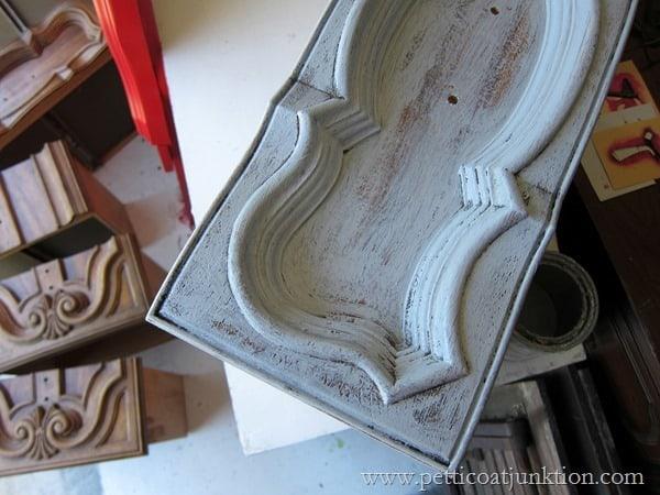 Glidden Grey Gripper Primer before paint Petticoat Junktion