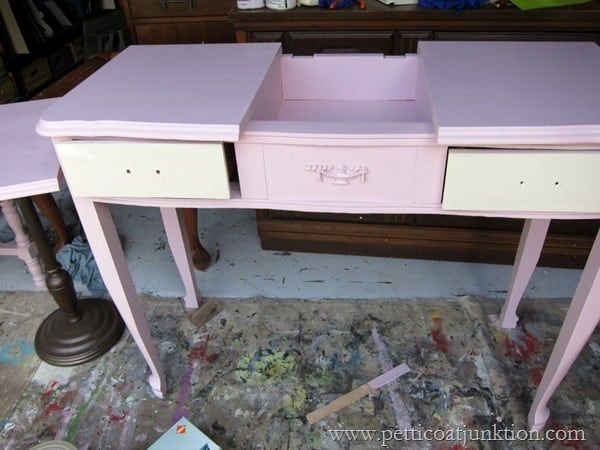 furniture makeover Petticoat Junktoin