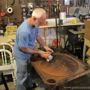 My Furniture Repair Specialist & Favorite Guy