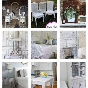 white decor hometalk clipboard collage