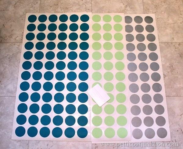 Wallternatives Dorm Decor Dots Petticoat Junktion project
