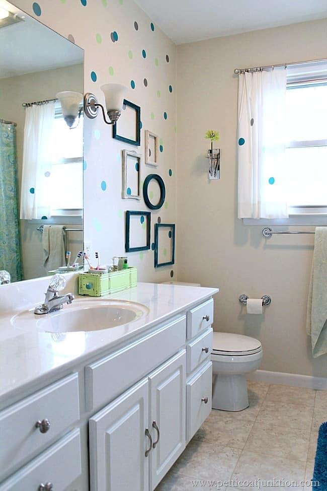 Wallternatives Wall Decals Great For Bathroom Decor Petticoat Junktino