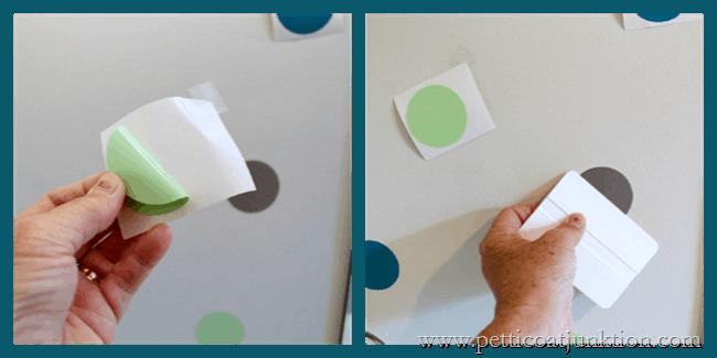 applying Wallternative Dots Petticoat Junktion
