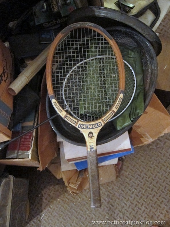 busted racket