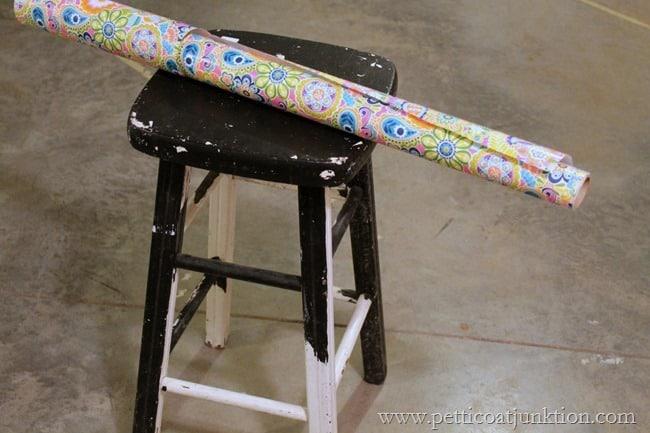 decoupage project Petticoat Junktion