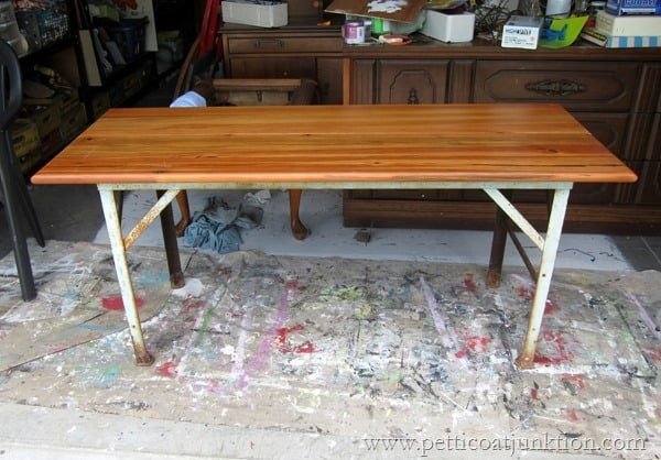 table project