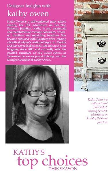 Designer Insights - Kathy Owen - Preview