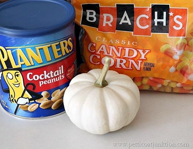 Planters Peanuts Brachs Candy Corn Treats Petticoat Junktion