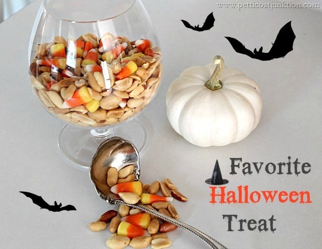 favorite Halloween treat Petticoat Junktion