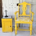 bright-yellow-chair-paint-project-Petticoat-Junktion.jpg