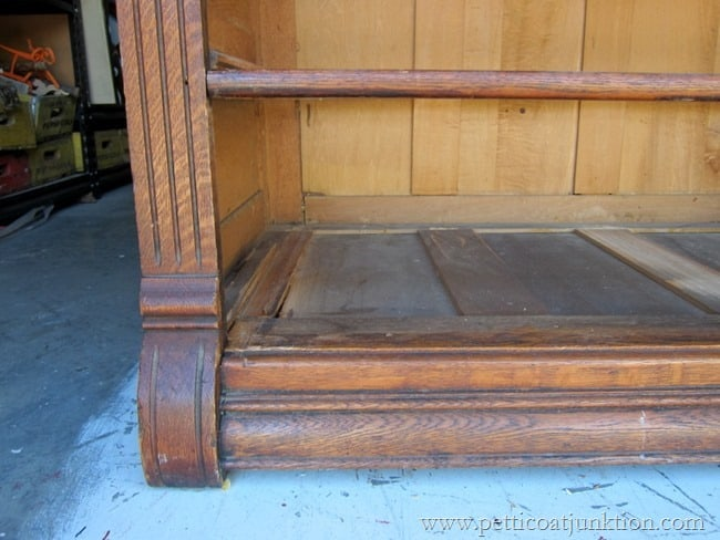 how to repair antique furniture Petticoat Junktion