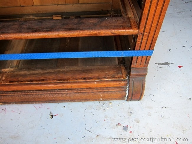 repairing furniture Petticoat Junktion