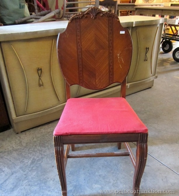 waterfall chair Petticoat Junktion