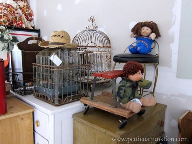 workshop organization Petticoat Junktion